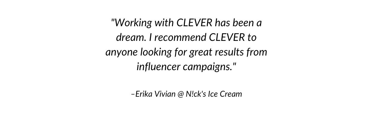 Dairy Product Ice Cream Brand Testimonial