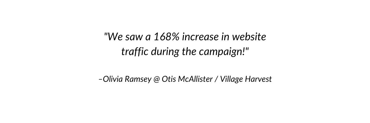 Influencer Marketing Digital Impact Testimonial
