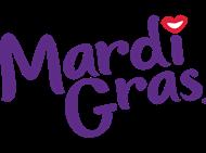 Mardi Gras Napkins